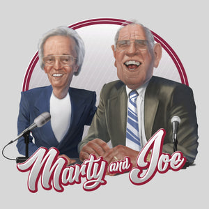 Marty and Joe - Hall of Heroes