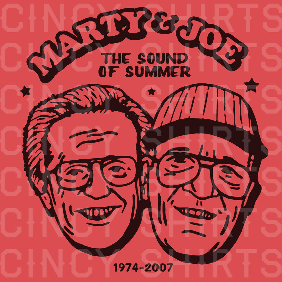 Marty & Joe The Sound of Summer