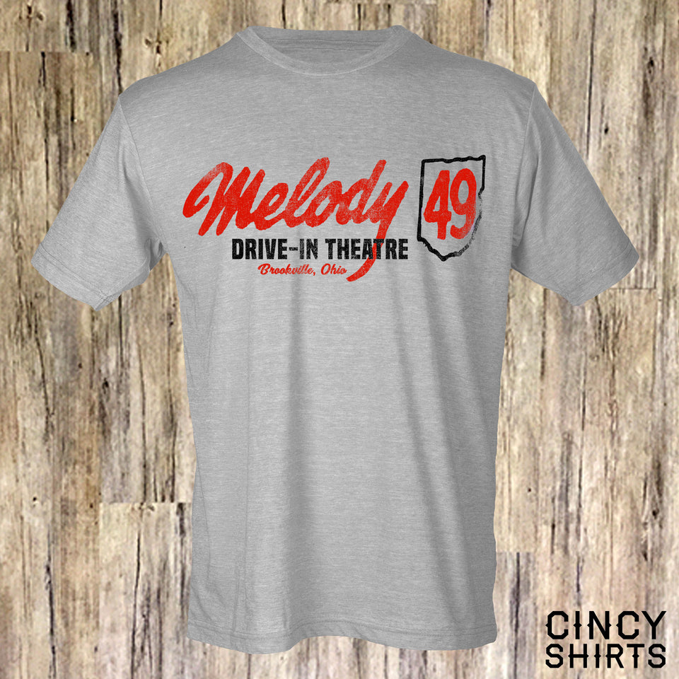 Melody Drive-In Theatre - Cincy Shirts