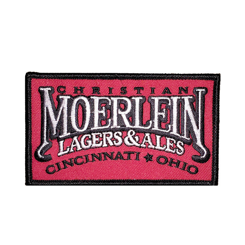 Moerlein Lagers and Ales Patch