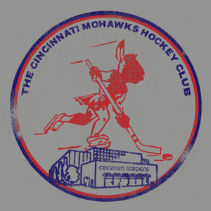 Cincinnati Mohawks & The Gardens Logo