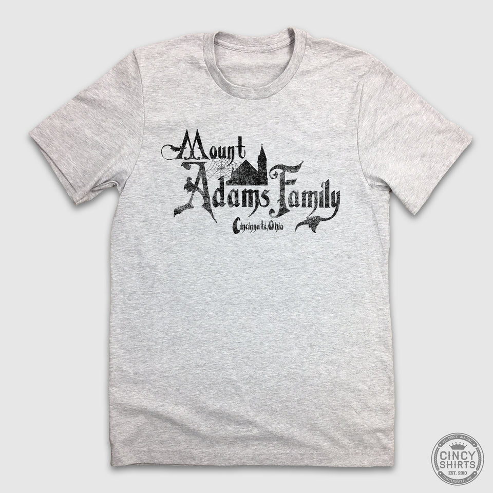 Mount Adams Family - Cincy Shirts