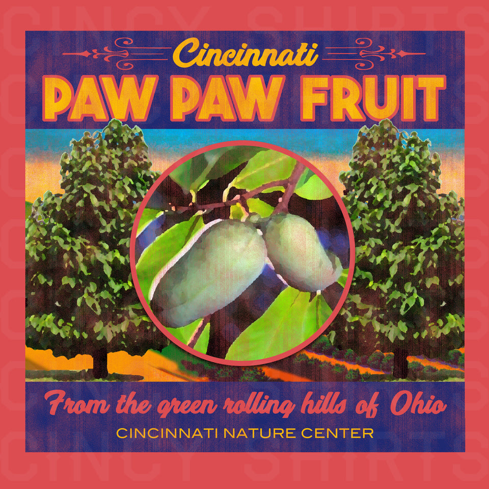Paw Paw Fruit - Cincy Shirts