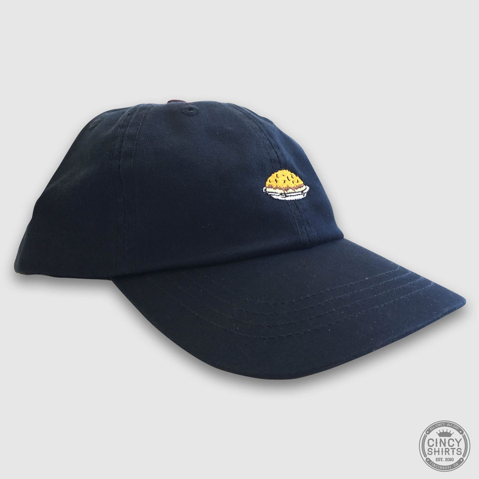 Chili Dad Hat - Navy - Cincy Shirts