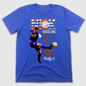 Official Nick Hagglund MLSPA Shirt - Cincy Shirts