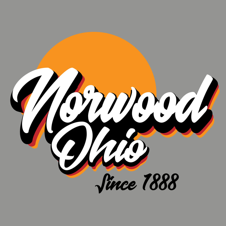 Norwood, Ohio Since 1888 T-shirt