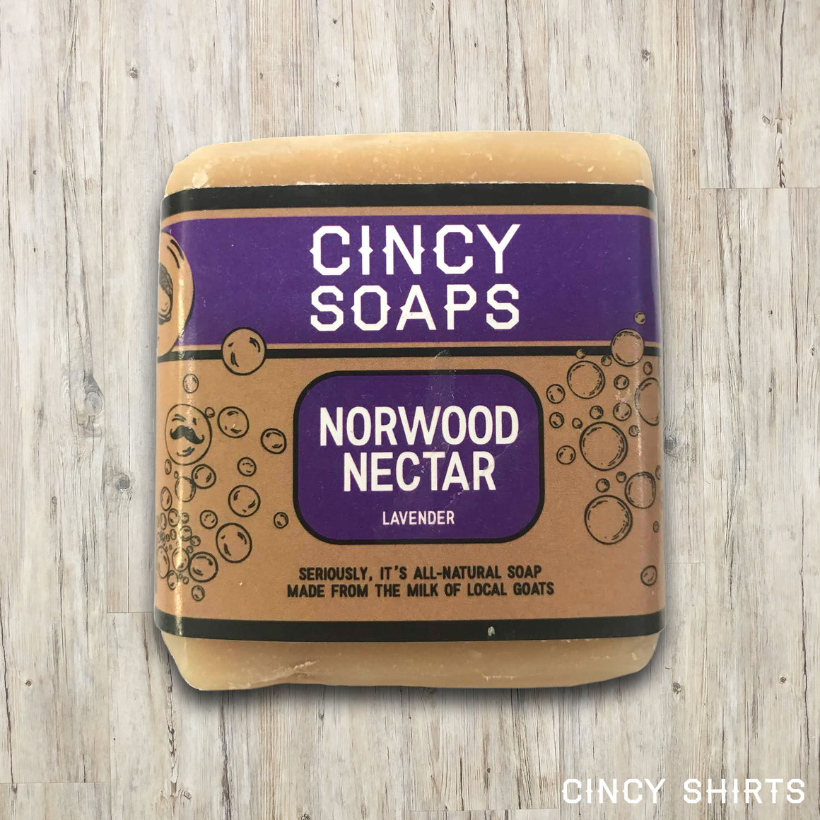 Norwood Nectar - Lavender - Cincy Soaps - Cincy Shirts