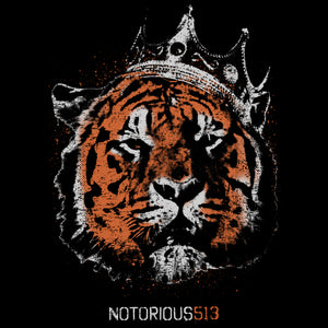 Notorious 513 Tiger - Cincy Shirts