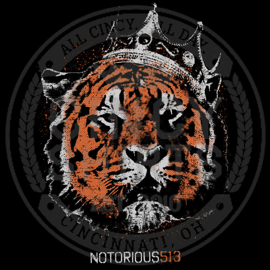 Notorious 513 Tiger - Crewneck Sweatshirt