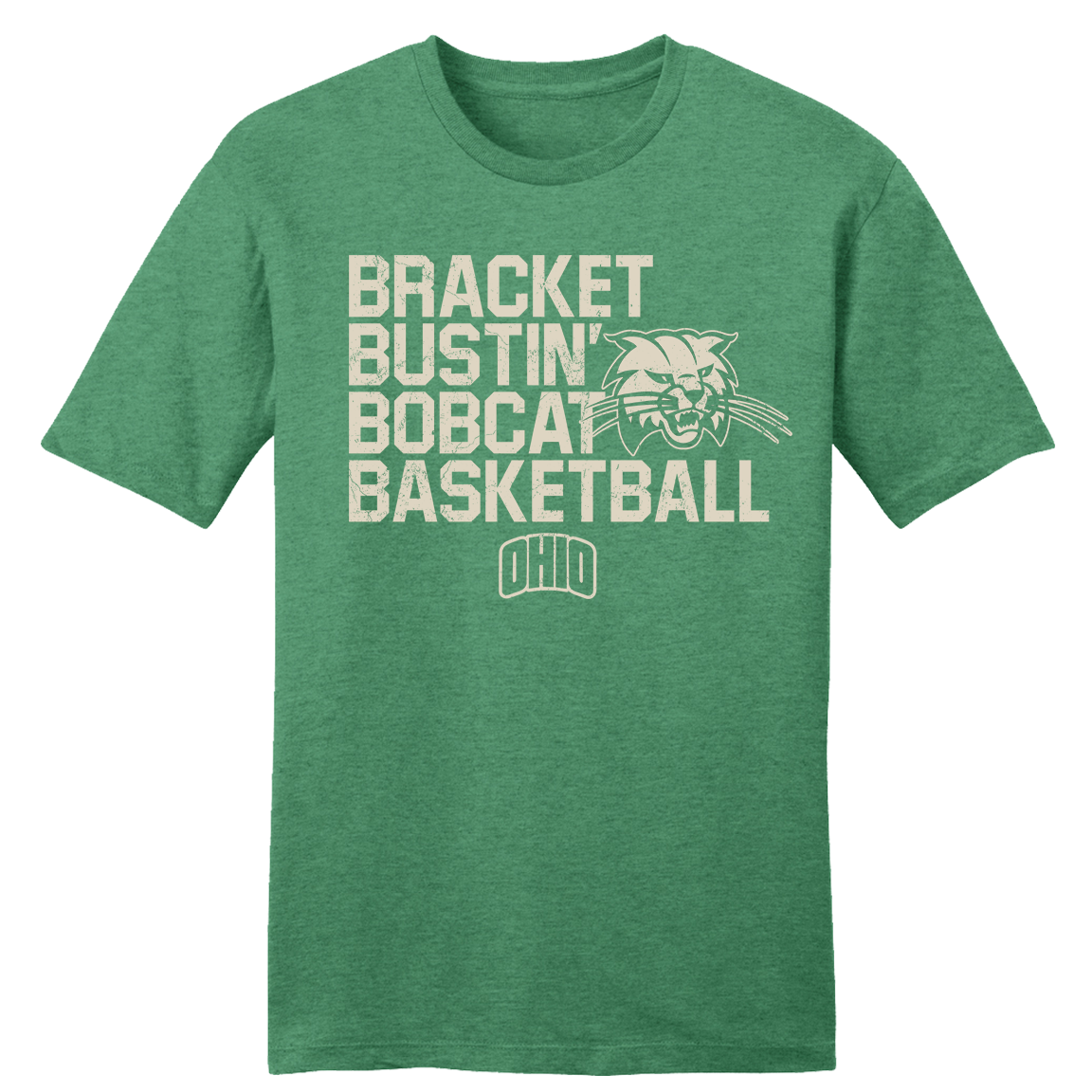 Ohio University Bracket Busters Tee