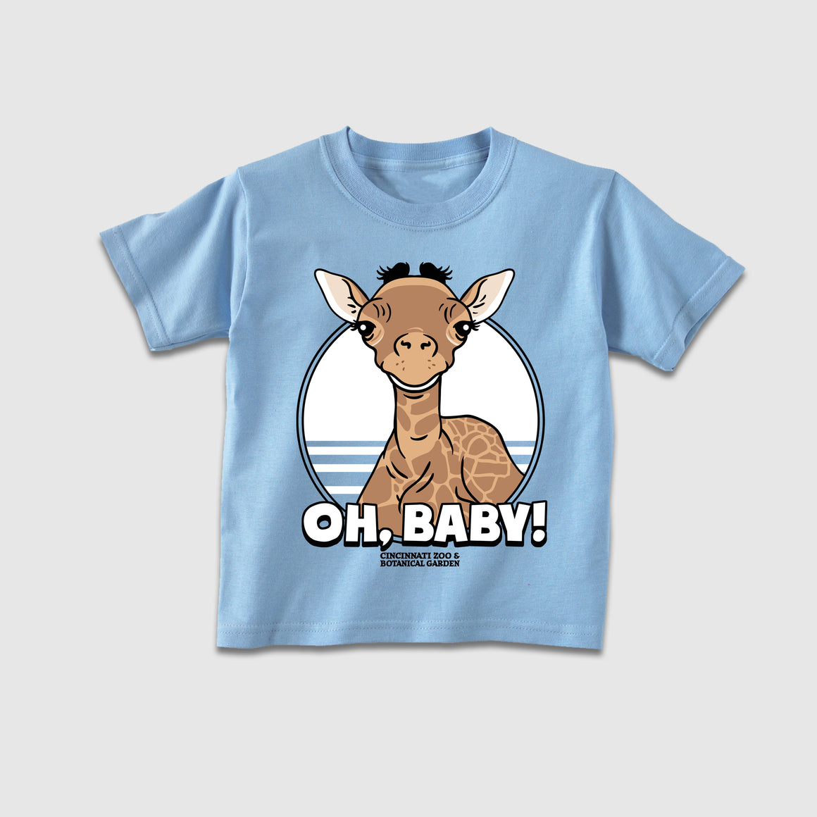 Oh, Baby! - Cincinnati Zoo Babies - Youth Garments