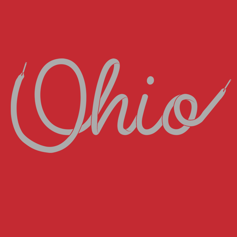 Ohio Shoelace T-Shirt