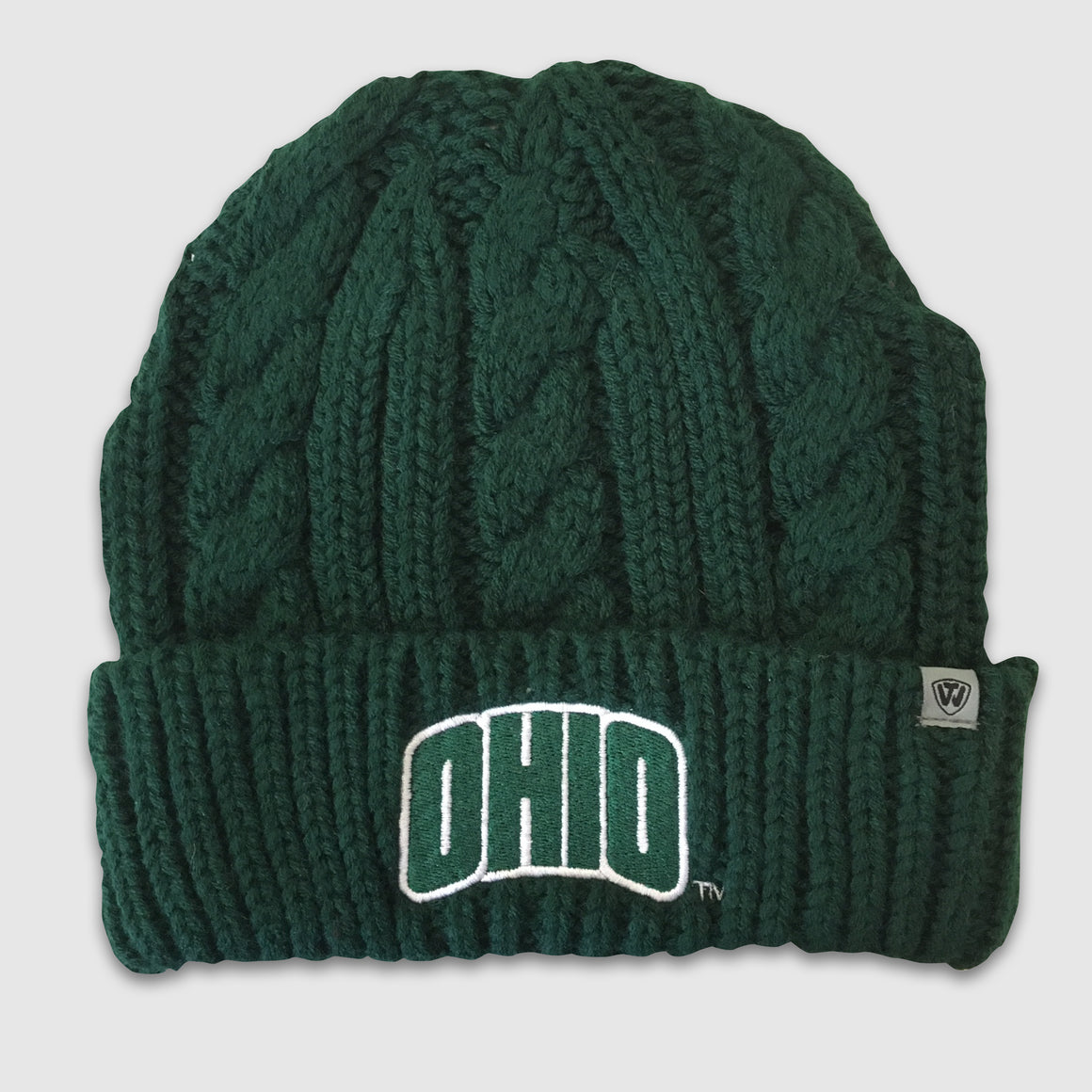 Ohio Bobcat Knit Beanie - Cincy Shirts