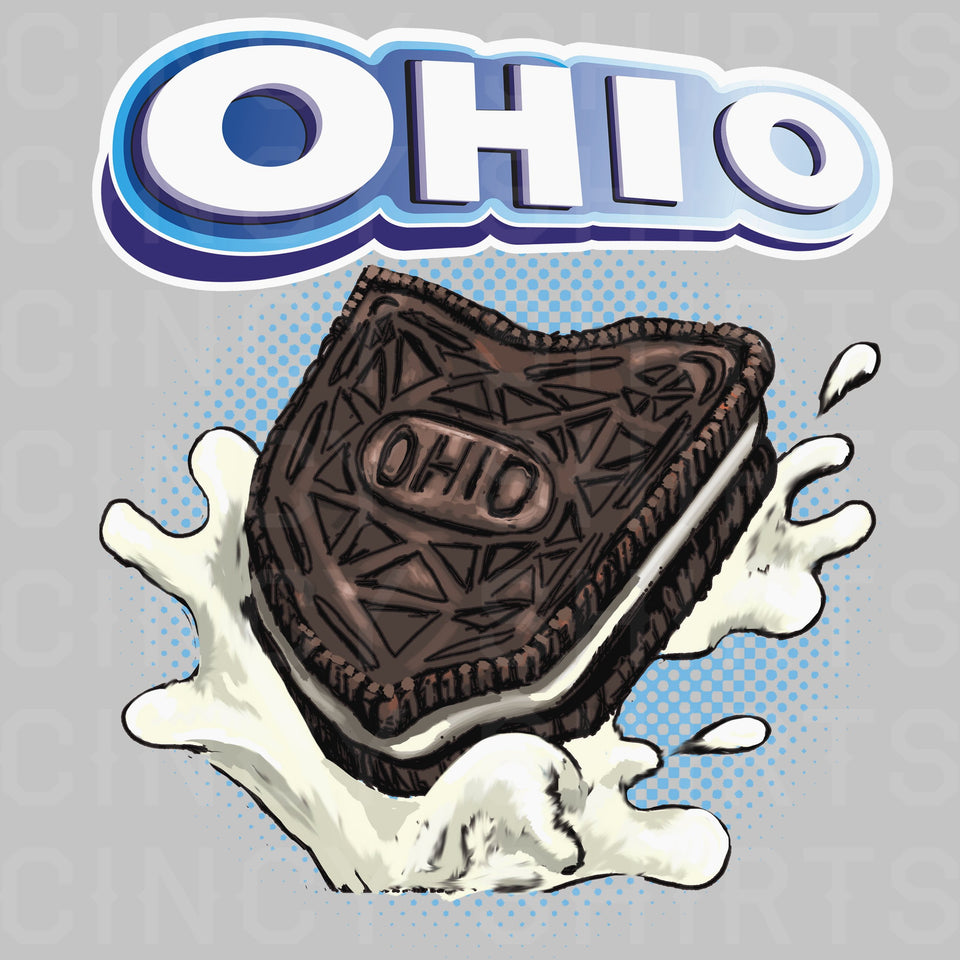 Cookie Ohio - Cincy Shirts