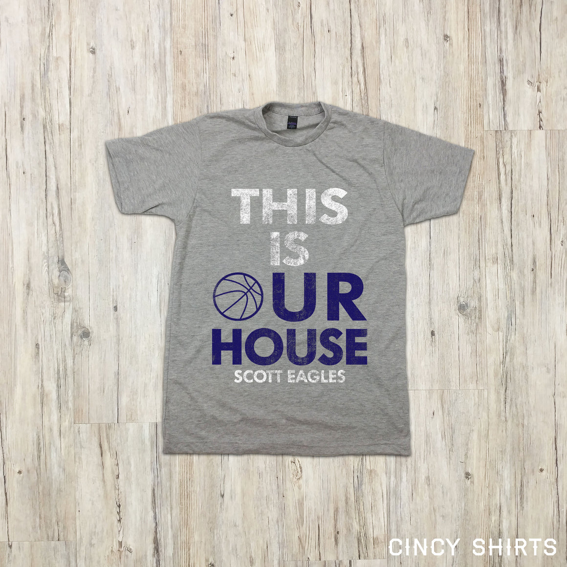 This Is Our House - Youth Sizes - Cincy Shirts