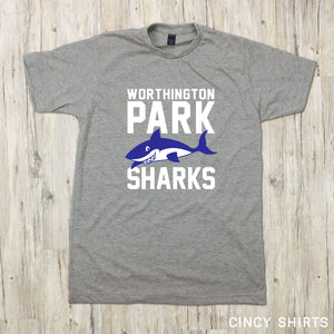 Park Sharks - Cincy Shirts