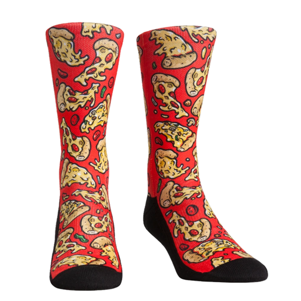Pizza Slice Socks - Cincy Shirts