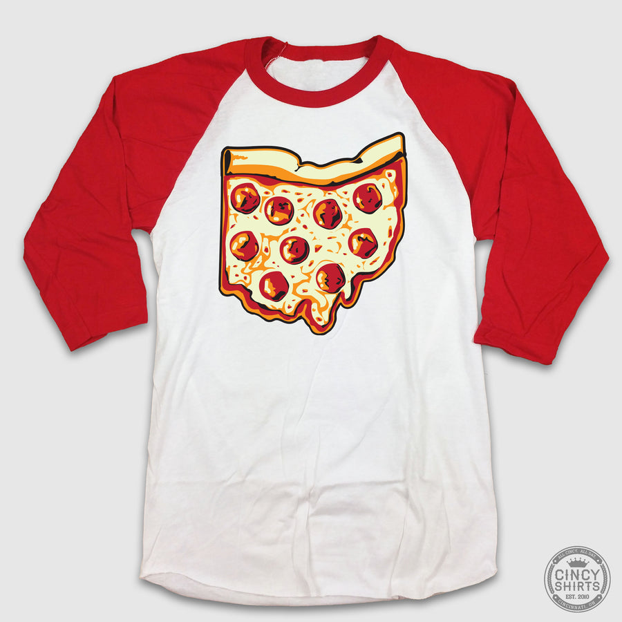 Pizza Ohio - Cincy Shirts