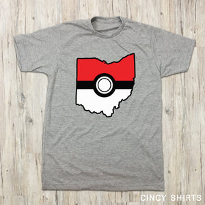 Pokeball Ohio
