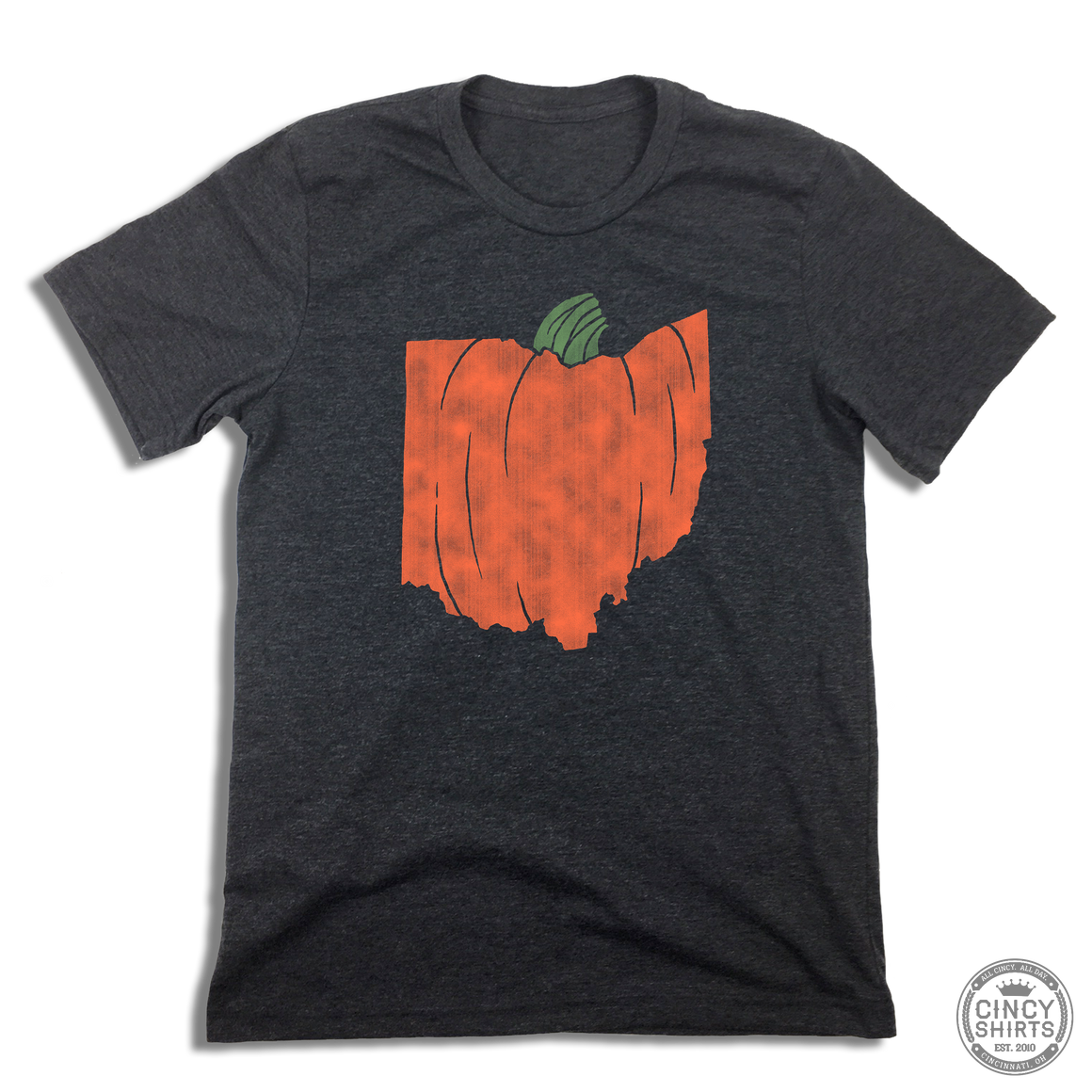 Pumpkin Ohio - Cincy Shirts