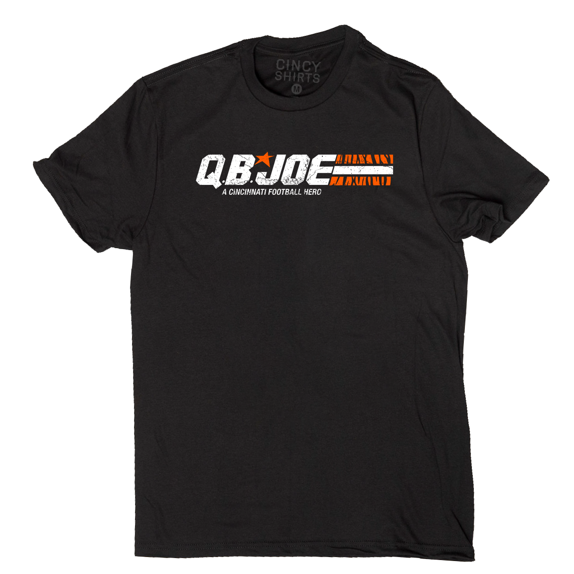 QB Joe T-shirt
