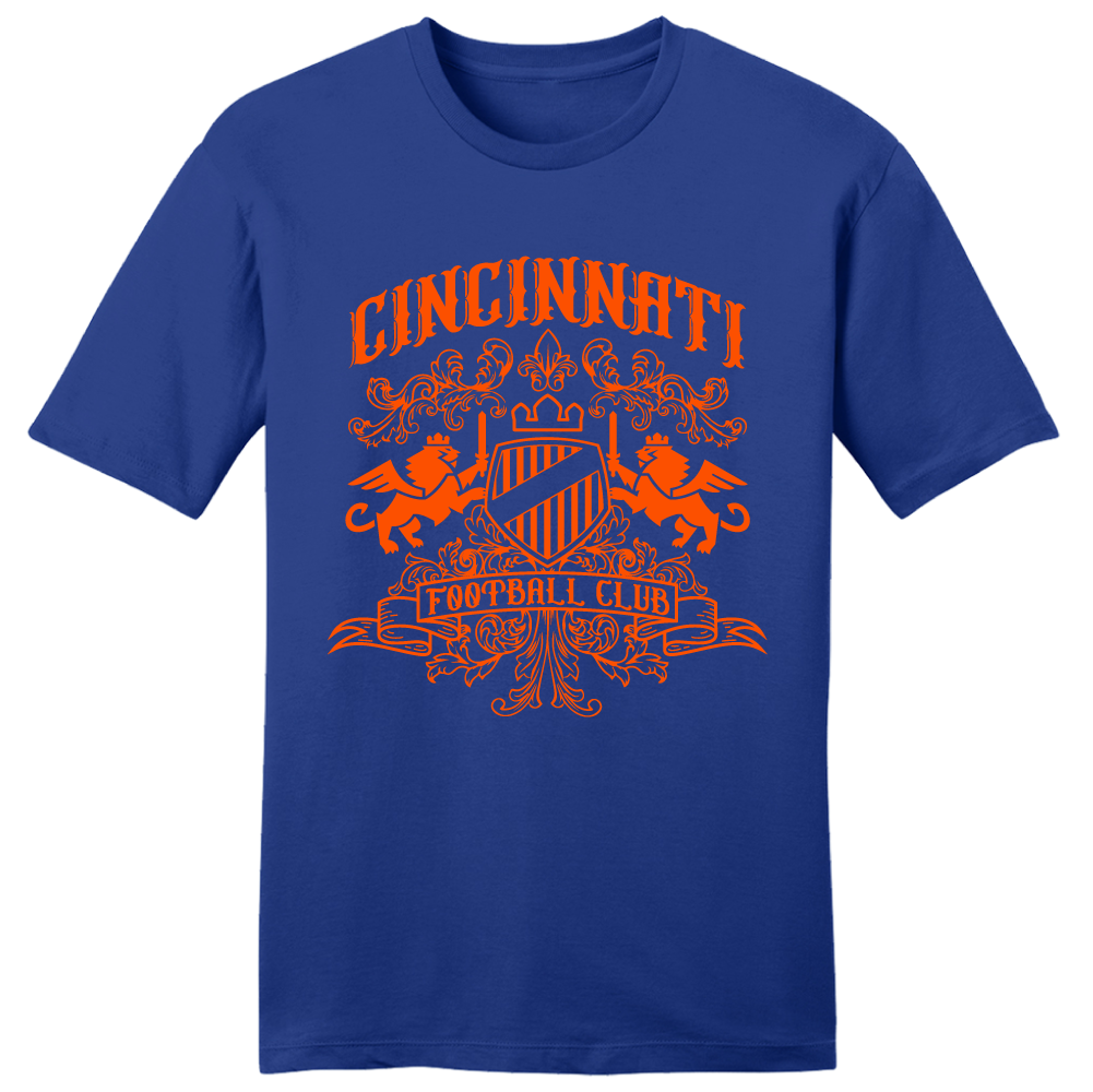 FC Cincinnati Retro Shield Tee