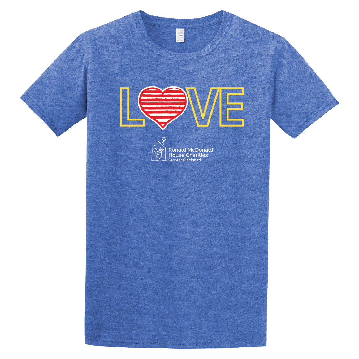 Ronald McDonald House - Love - Cincy Shirts