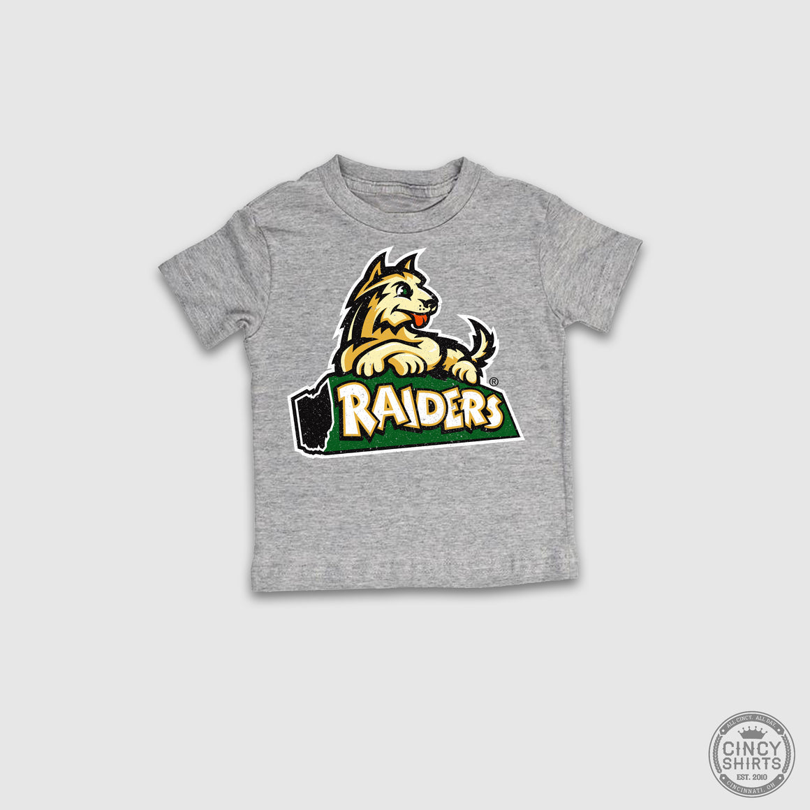 Wright State Raiders - Youth Sizes - Cincy Shirts