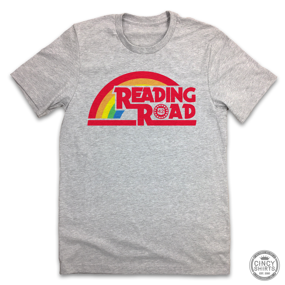 Reading Road - Cincy Shirts