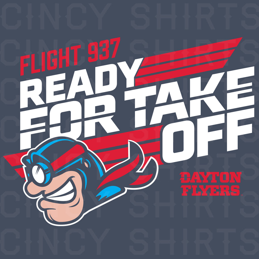 Ready For Take Off - Rudy Flyer - Cincy Shirts