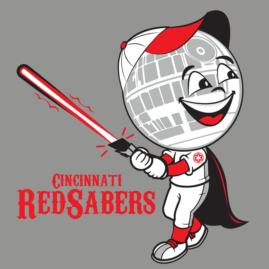 Cincinnati Red Sabers - Youth Sizes