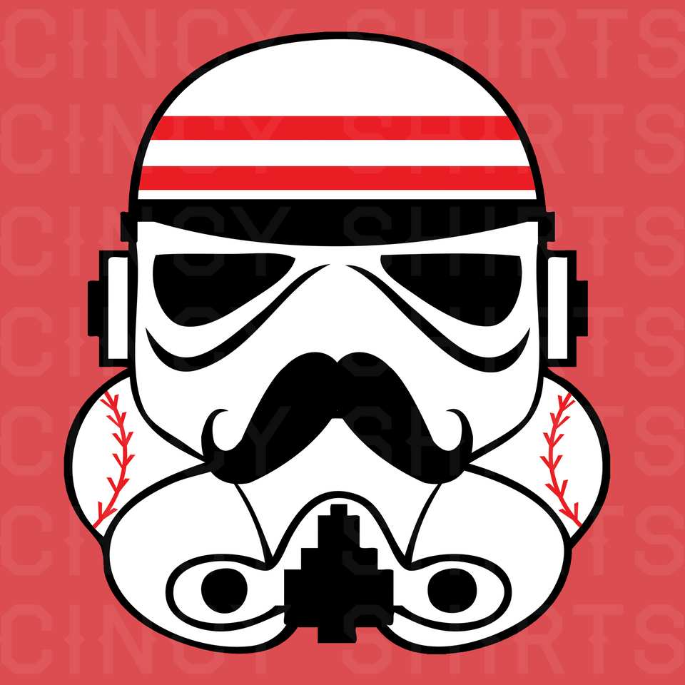 Redlegs Trooper - Cincy Shirts