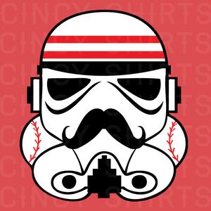 Redlegs Trooper - Youth Tee
