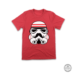 Trooper Redlegs - Youth Tee