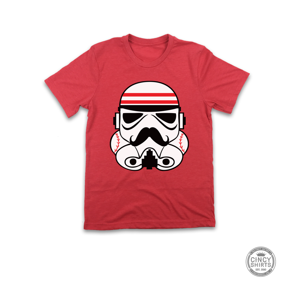 Redlegs Trooper - Youth Tee - Cincy Shirts