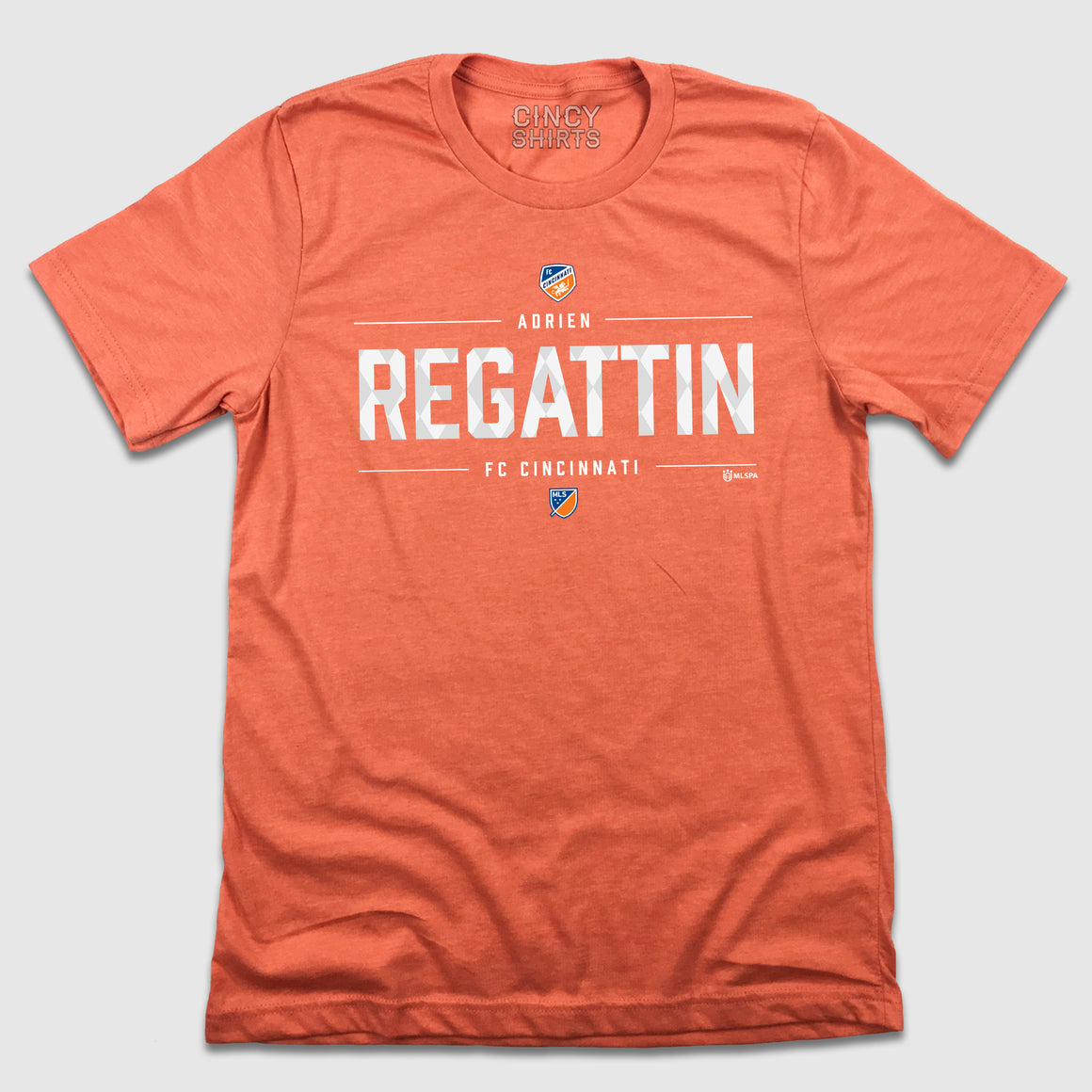Official Adrien Regattin MLSPA Tee