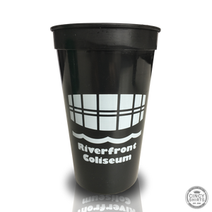 Riverfront Coliseum Cups - Cincy Shirts