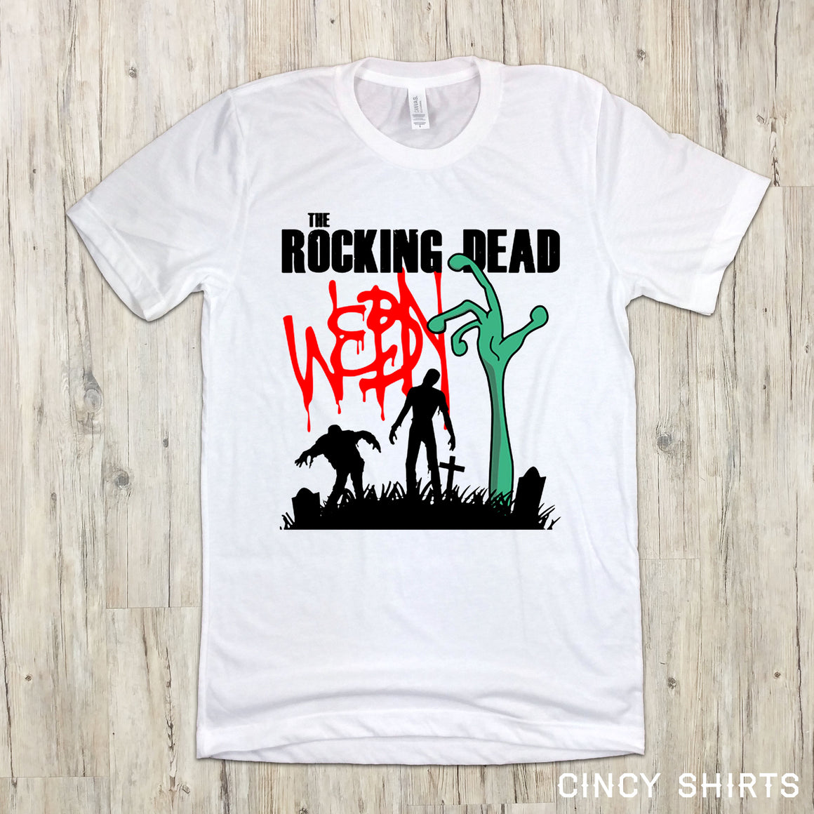 WEBN Rocking Dead - Cincy Shirts