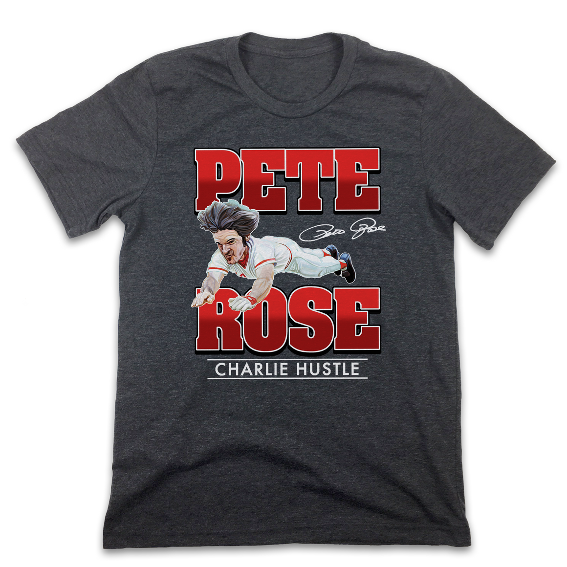 Pete Rose Hall of Heroes - Cincy Shirts