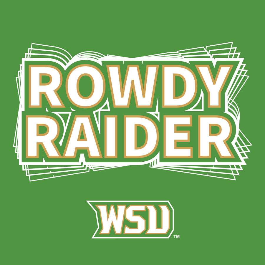 Rowdy Raiders - Wright State University - Cincy Shirts