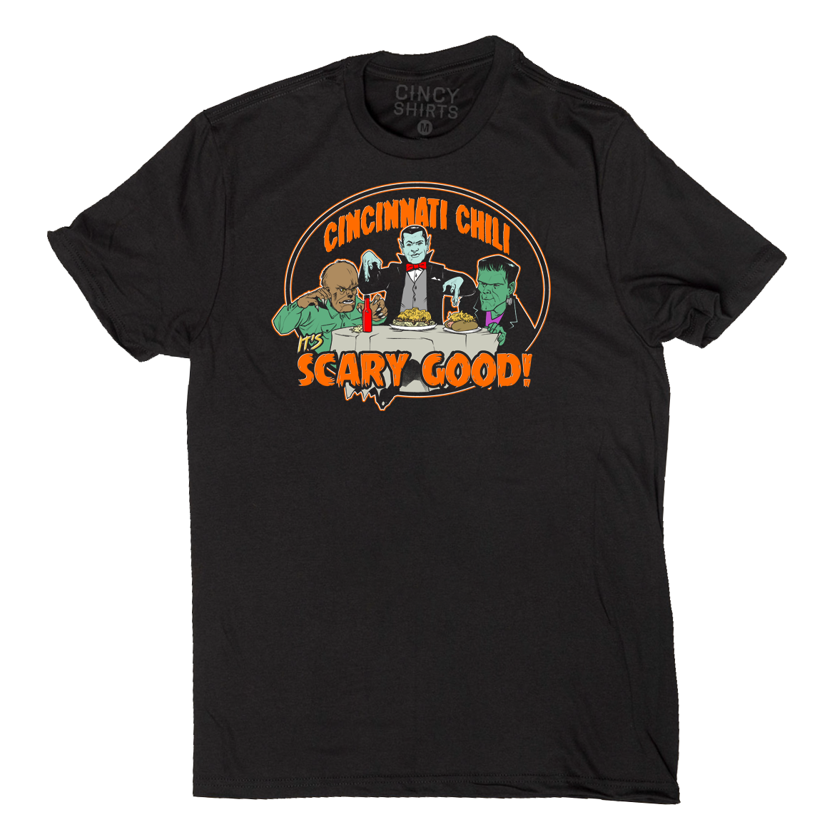 Cincinnati Chili Scary Good - Cincy Shirts