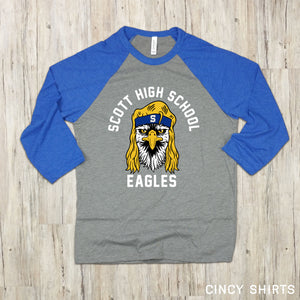 Rambo Eagle - Cincy Shirts