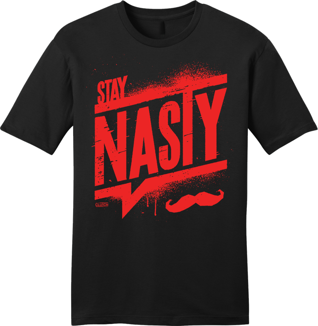 Stay Nasty Rally Tee