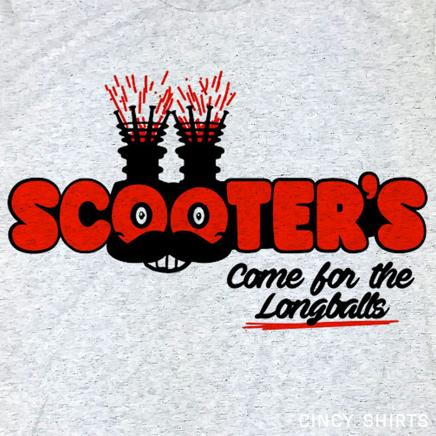 Scooter's T-shirt