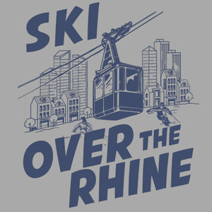 Ski Over-the-Rhine - Cincy Shirts
