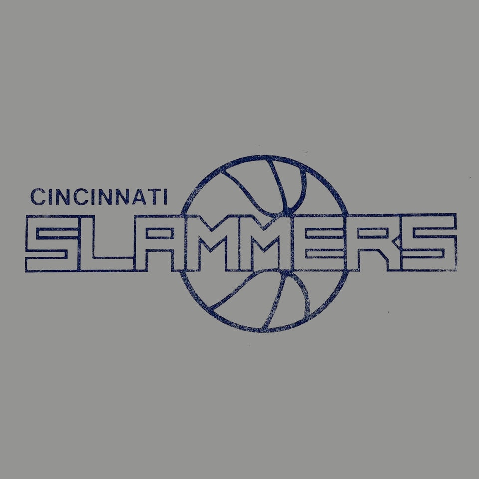 Cincinnati Slammers Logo - Cincy Shirts