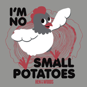 Hen Of The Woods - No Small Potatoes logo image