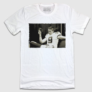 Joe Burrow Cigar T-shirt