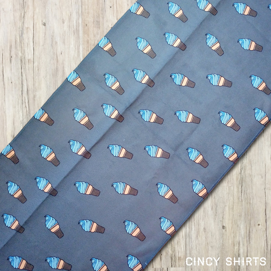 Smurf Cone Cooling Towel - Cincy Shirts