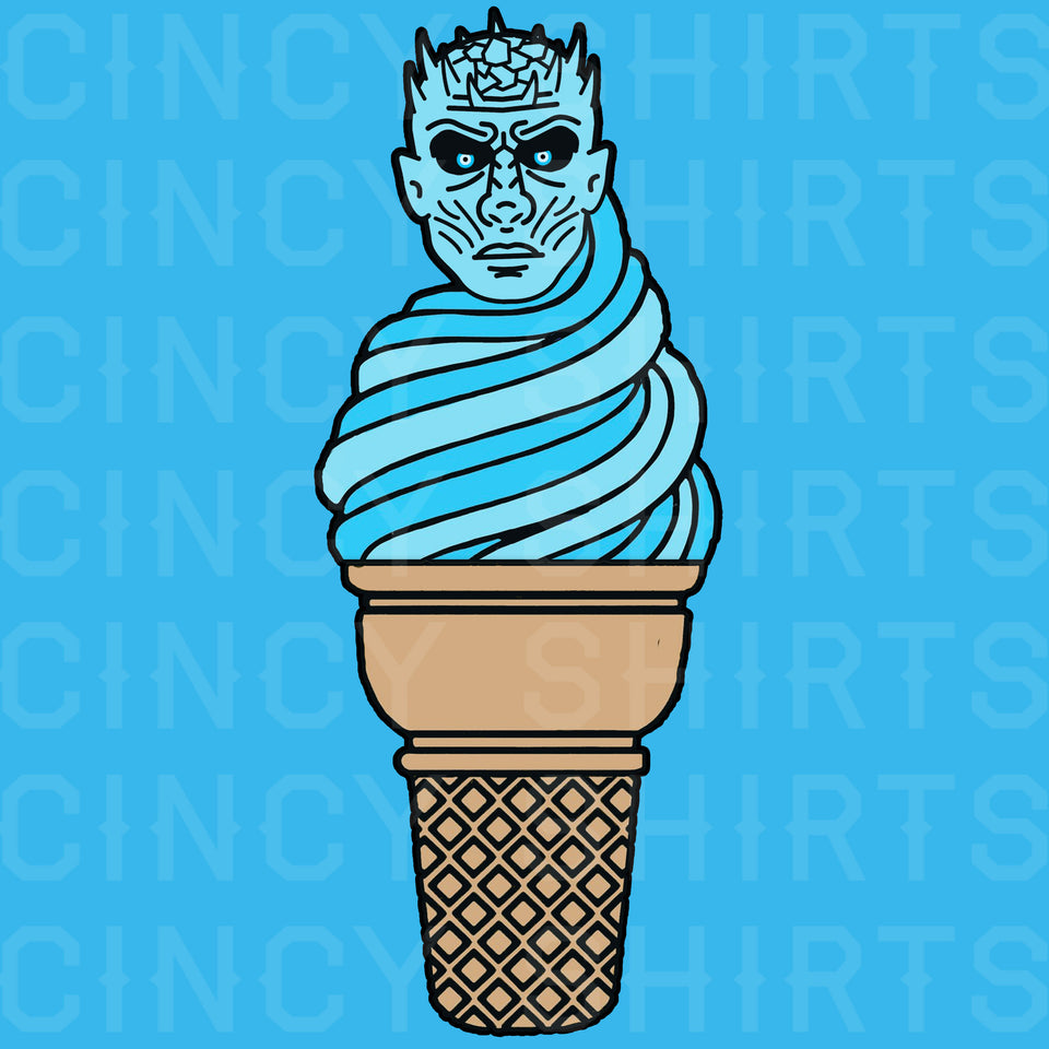 Ice King Cone - Cincy Shirts